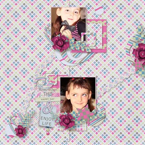page annliz so much love to give some words to say simplette scrap and design